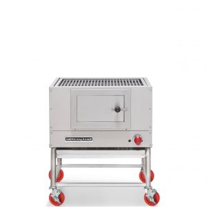 Wood-Fired Broilers