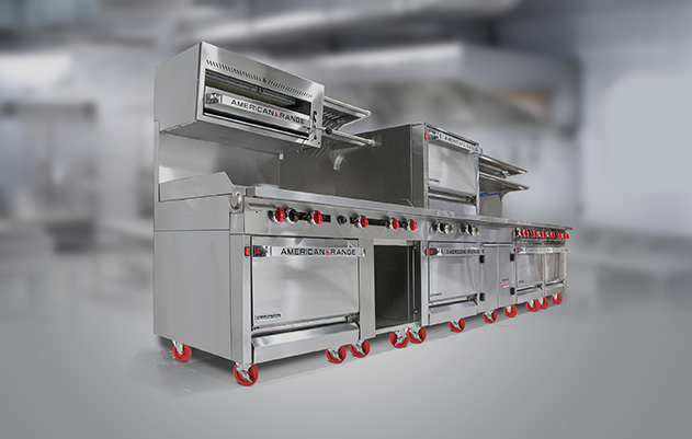 commercial professional cooking equipment | commercial