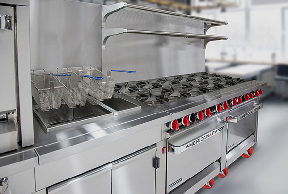 commercial professional cooking equipment | commercial ...